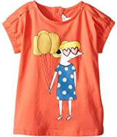 Little Marc Jacobs - Jersey Tee Shirt with Mouse or Beach Supplies (Infant)