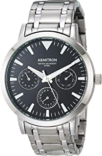Armitron Men's Multi-Function Dial Bracelet Watch, 20/5444