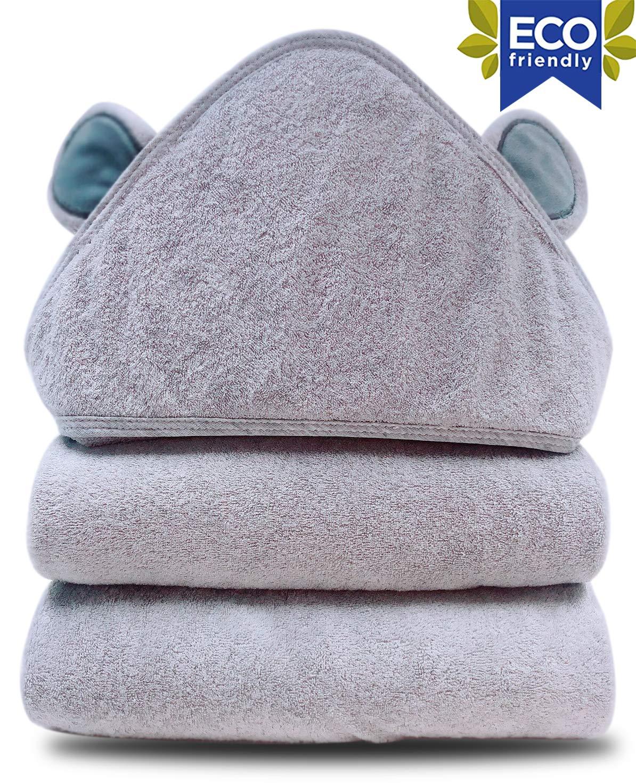 Baby Hooded Bath Towel Absorbent