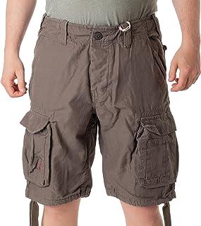 Surplus Raw Vintage Airborne Vintage Mens Cargo Shorts