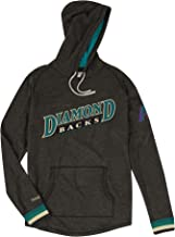Mitchell & Ness Arizona Diamondbacks MLB Leader Lightweight Hooded Shirt