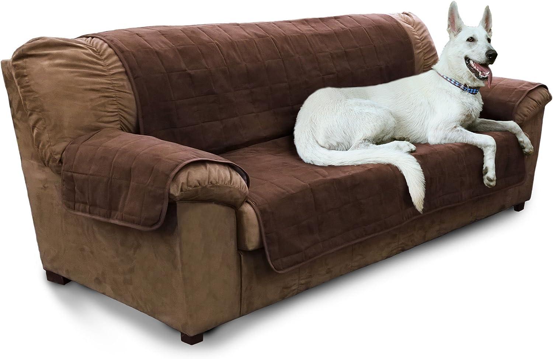 Furhaven Pet Products Home Sofa Predector, Espresso