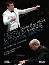 Bringuier and Freire LIVE at the Royal Albert Hall