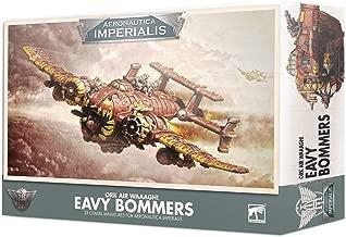 Games Workshop Warhammer 40K: Aeronautica Imperialis - Ork Air Waaagh! Fighta Bommerz