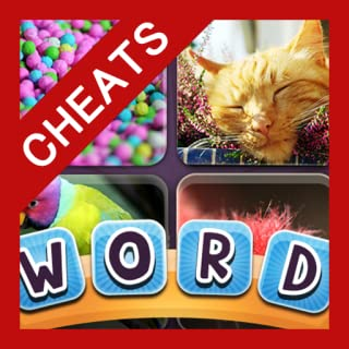 4 pics 1 word cheats and answers app