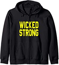 Boston Wicked Strong Zip Hoodie