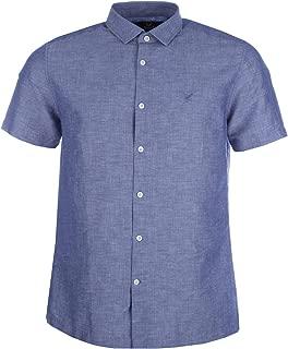 Lyle and Scott Men's ' Cotton Linen Shirt