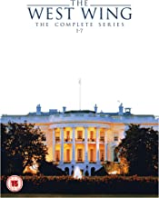 (UK-Version evtl. keine dt. Sprache) - West Wing: Complete Seasons 1-7 (1 DVD)