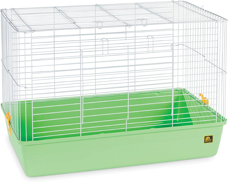 Prevue Hendryx Small Animal Tubby, Medium, Green