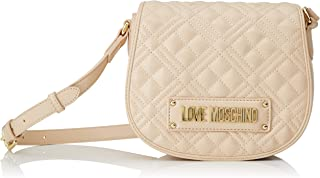 Love Moschino Womens Shoulder Bag, Natural - JC4006PP1ALA0