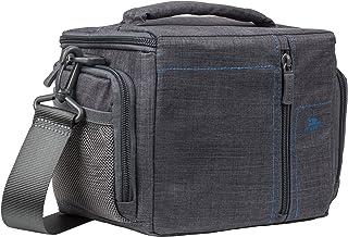 Rivacase 7502 Slr Canvas Case - Grey