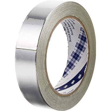 3M アルミ箔テープ No.AL-50BT 25mm幅 x 20m