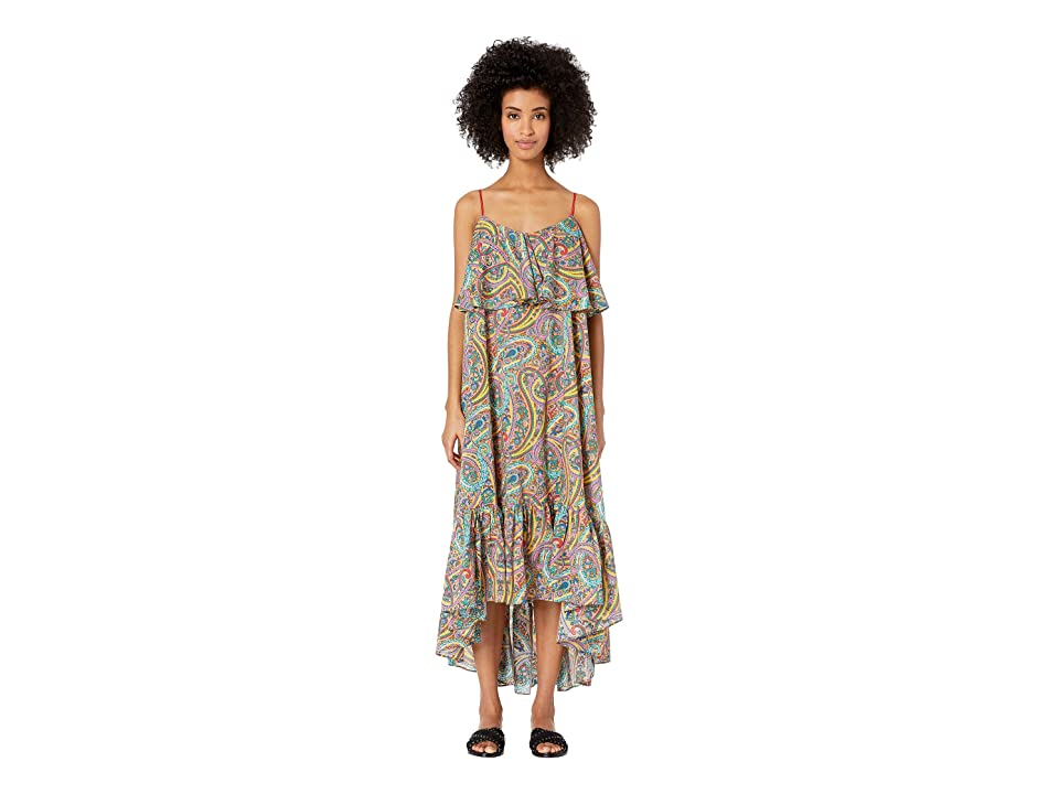 Etro - Etro Cierzo Long Dress Cover-Up