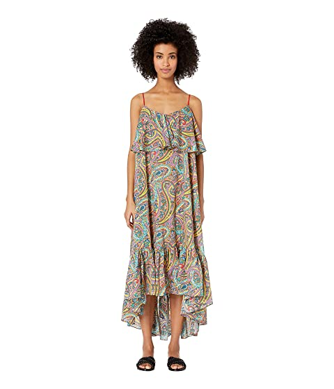 Etro Cierzo Long Dress Cover-Up