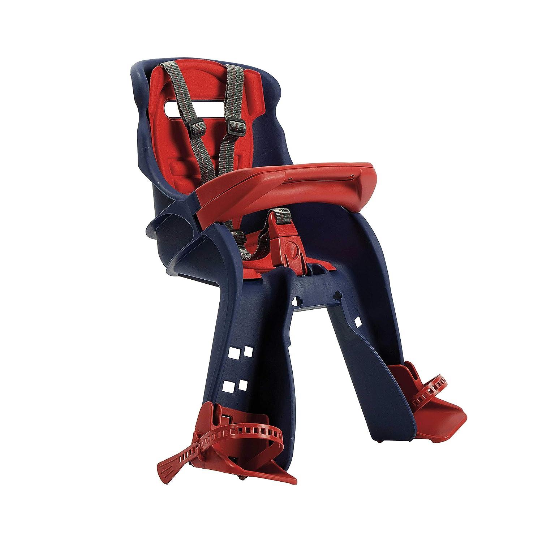 Ok Baby Kids Orion Bike Seat 9-15 Kg - Blue/Red