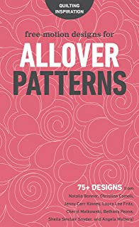 Best all over free motion quilting designs Reviews