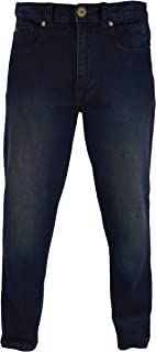 Raphael Valencino Extra Stretch Jeans for Men Slim Legs with Light Fade