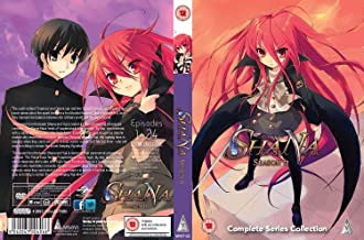 Shakugan No Shana Season 2 Collection [Edizione: Regno Unito] [Reino Unido] [DVD]
