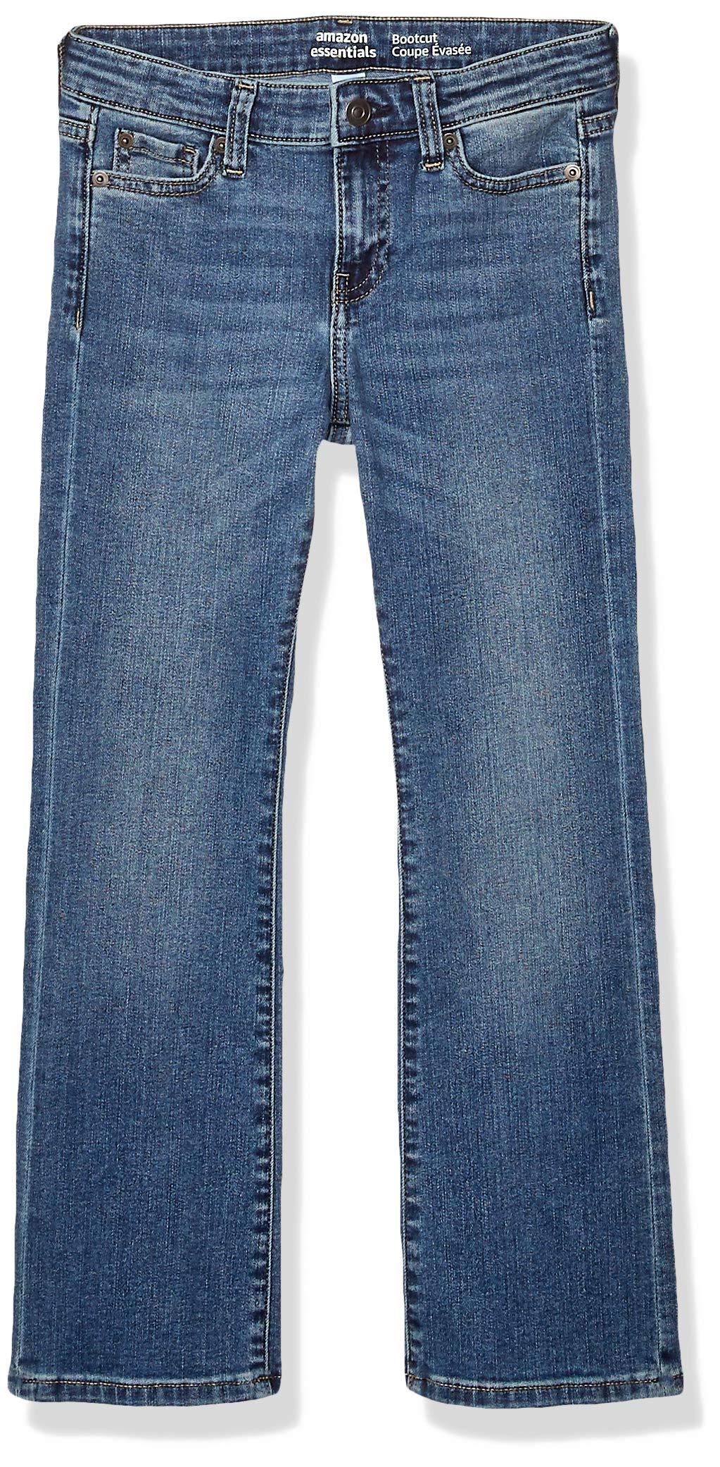 Girls' Boot-Cut Jeans