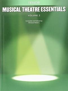 Musical Theatre Essentials: Tenor - Volume 2