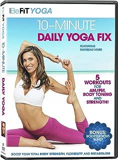 BeFit: 10-Minute Daily Yoga Fix