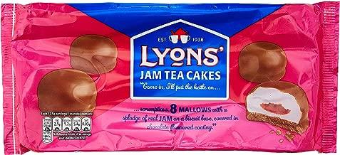 Lyons Jam Teacakes 100 g, 0.1 kg