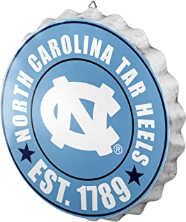 FOCO NCAA College Bottle Cap Wall Sign