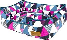 24 x 19 x 7 Lounge Bed - Mosaic