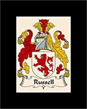 russell coat of arms england