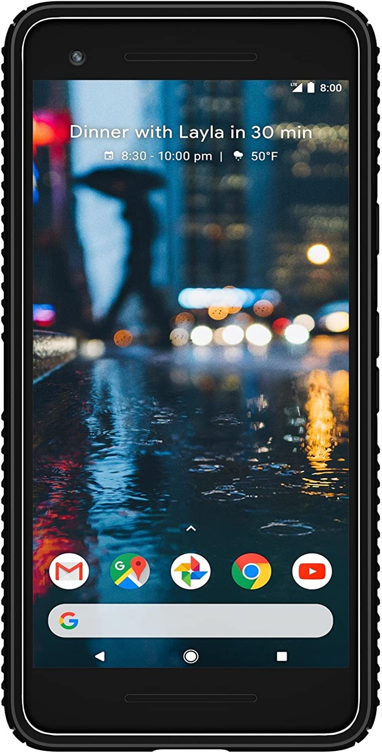 Speck 105271-1050 Cell Phone Case for Pixel 2 XL - Black