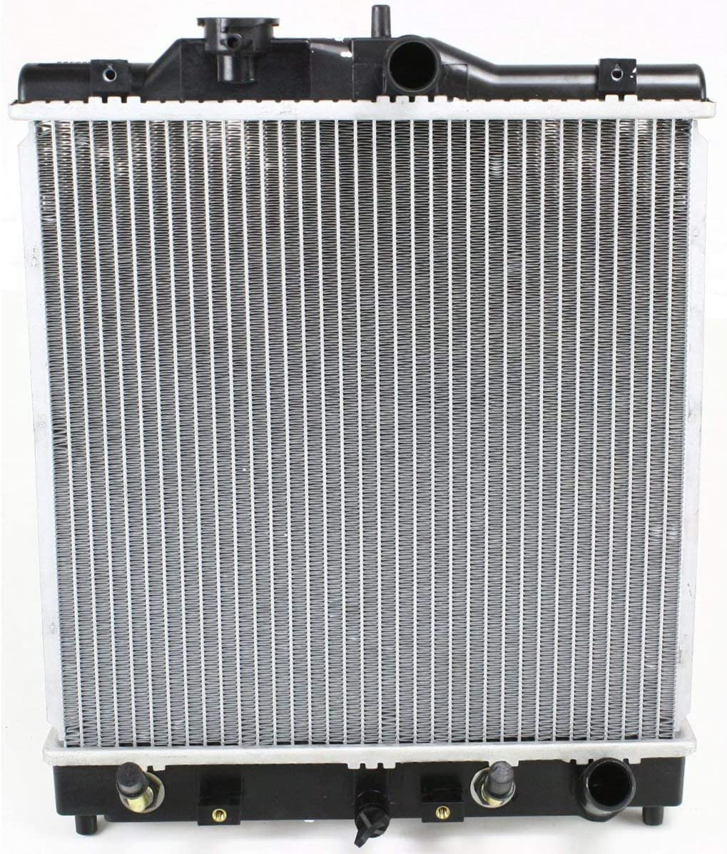 Large special price New Radiator For 1994-1995 Honda Del Without Easy-to-use Plastic And Ac Alu