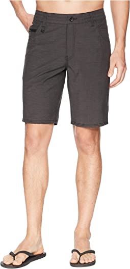 Traveler Transfer Hybrid Series Boardshorts