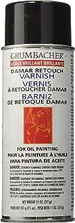 Best grumbacher retouch varnish Reviews