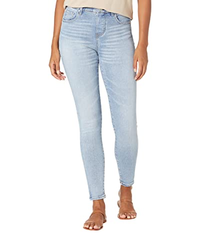 Jag Jeans Valentina Faux Fly Pull-On Skinny Jeans