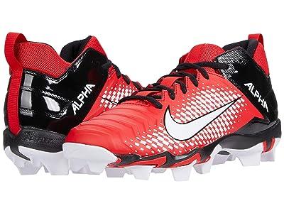 Nike Alpha Menace 2 Shark (University Red/White/Black) Men