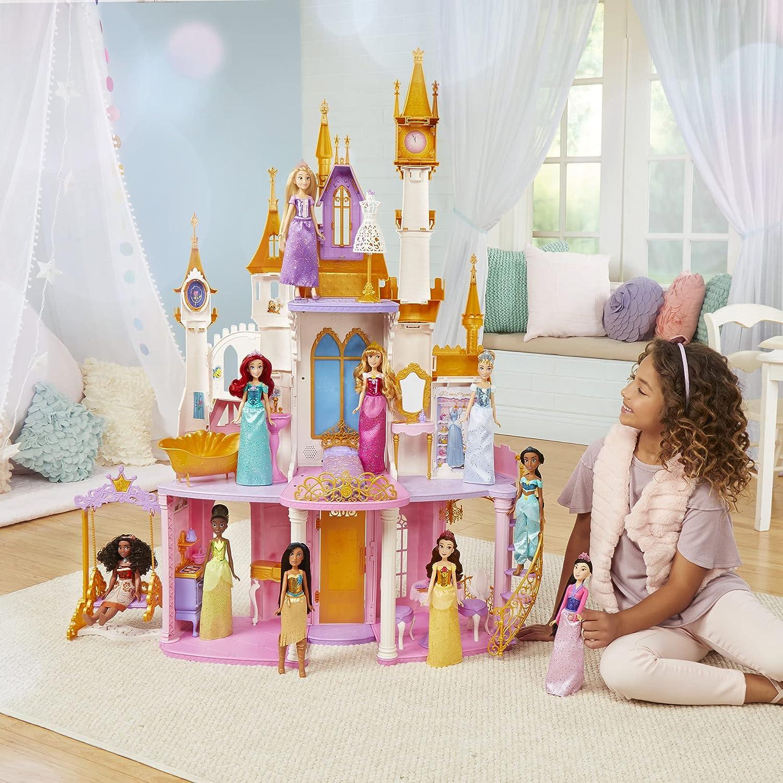 Disney Princess Ultimate Celebration Castle - Girl and the Castle