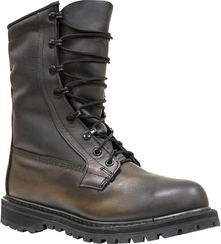 US Military Army Black Leather Combat Waterproof Goretex ICWB Boots GI