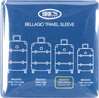 Bric's Protective Cover for Bellagio 2.0 27 Inch Medium Spinner Recessed, Transparent (Transparent) - BAC20936