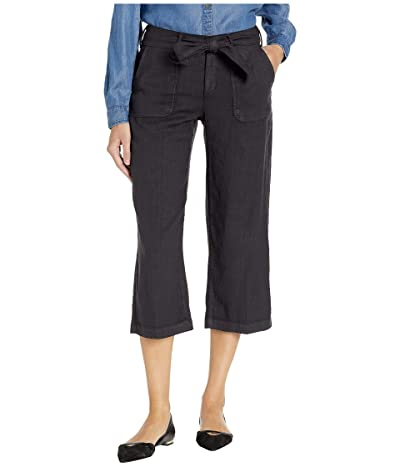 NYDJ Fashion Cargo Capris (Black) Women