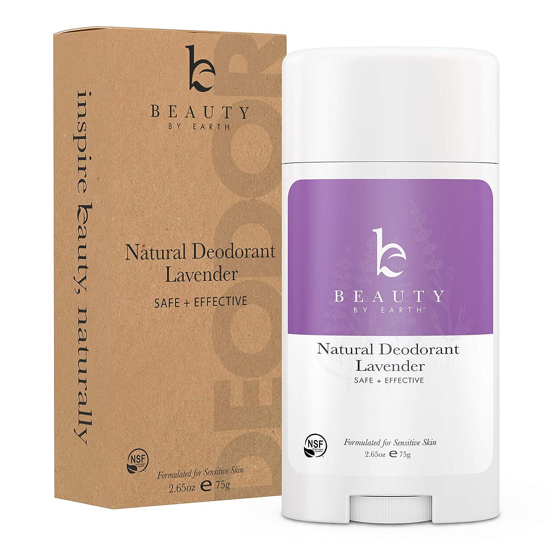 Amazon.com  Natural Deodorant Lavender   Organic Deodorant for ...