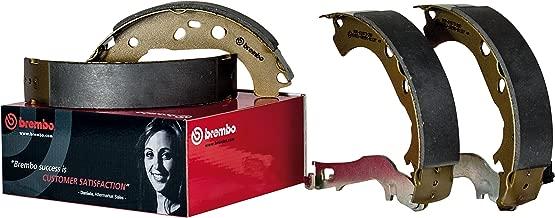 Brembo S16513N Rear Drum Brake Shoe