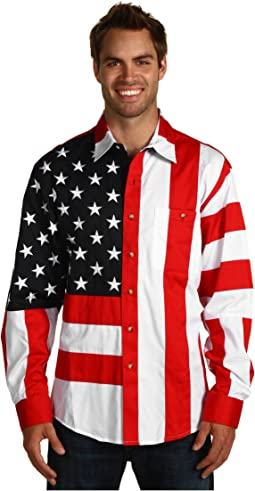 Scully - Patriot Shirt