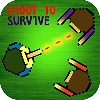 Shoot To Survive - Free Gun War Mini Game