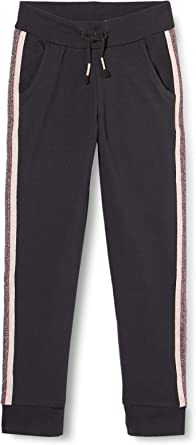 Sanetta Sweatpants Seal Grey Pantalón Deporte para Niñas