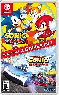 Sonic Mania and Sonic Team Racing (Nintendo Switch)
