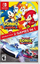 Sonic Mania + Team Sonic Racing Double Pack for Nintendo Switch
