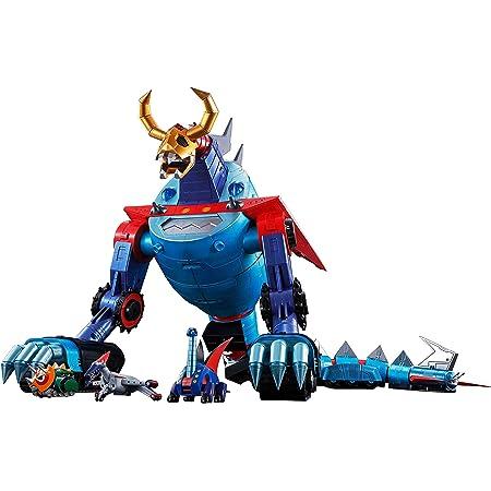 超合金魂 GX-100 ガイキング&大空魔竜 ABS&ダイキャスト&PVC製 塗装済み可動フィギュア BAS58749