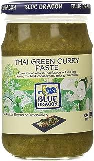 Blue Dragon Thai Green Curry Paste (285g)