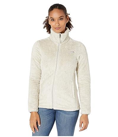 The North Face Seasonal Osito Jacket (Vintage White/Peyote Beige Stripe) Women