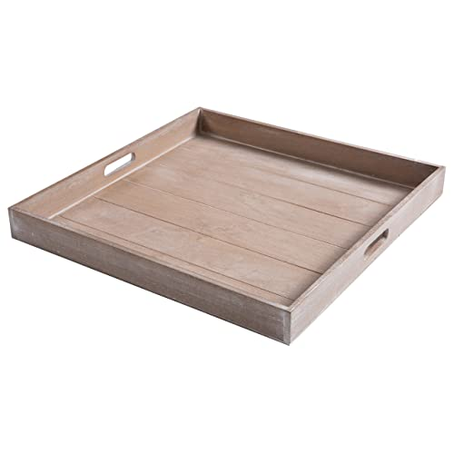 Miraculous Square Wooden Tray Amazon Com Pdpeps Interior Chair Design Pdpepsorg